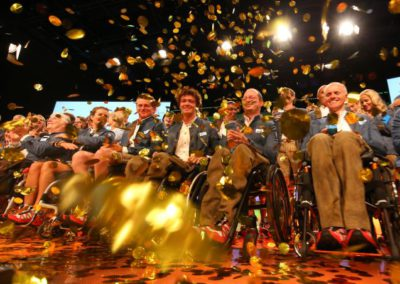 Verabschiedung des ÖPC-Paralympic-Teams für Rio 2016