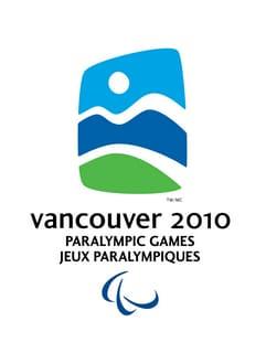 Abbildung des Logos der Paralympischen Spiele VANCOUVER 2010