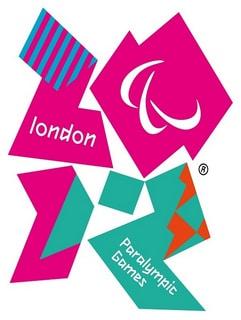 Abbildung des Logos der Paralympischen Spiele LONDON 2012