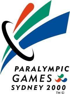 Abbildung des Logos der Paralympischen Spiele SYDNEY 2000