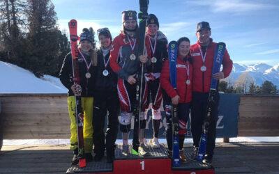 Starker Weltcup-Auftakt für Para-Ski-Team