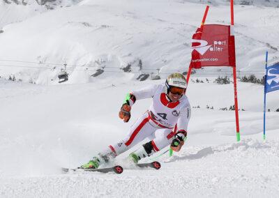Freud und Leid beim rot-weiß-roten Ski-Team