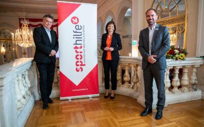 Susanne Riess zur neuen Sporthilfe-Präsidentin gewählt