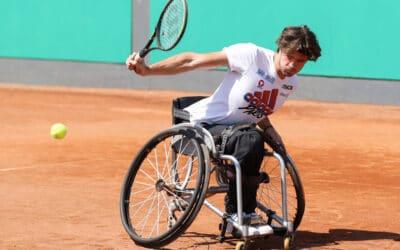 """""""Sport und Talk"""" mit Nico Langmann"""