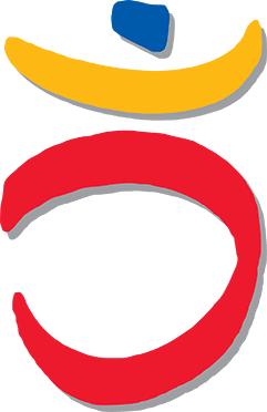 Abbildung des Logos der Paralympischen Spiele BARCELONA 1992