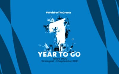 1 Year to Go: 365 Tage bis zu den Paralympics