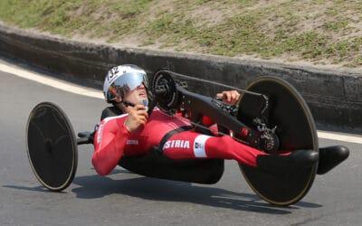 Vorbereitung auf die Paralympics
