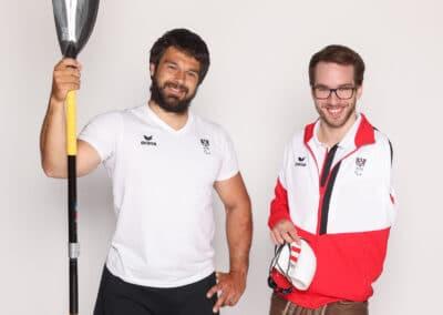 Paralympic Team Austria fixiert