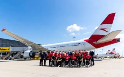 Mit den Austrian Airlines nach Tokyo