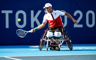 Legende Legner lebt den Paralympics-Traum