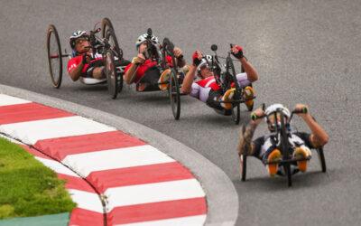 Formel 1-Feeling beim Mixed-Bewerb am Fuji Speedway