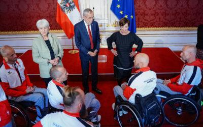 Die besten Bilder vom Empfang in der Hofburg