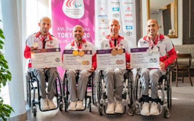 86.000 Euro für Tokyo-Medaillengewinner