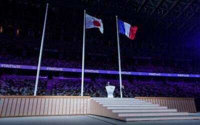 Starke Unterstützung in Frankreich für Paris 2024